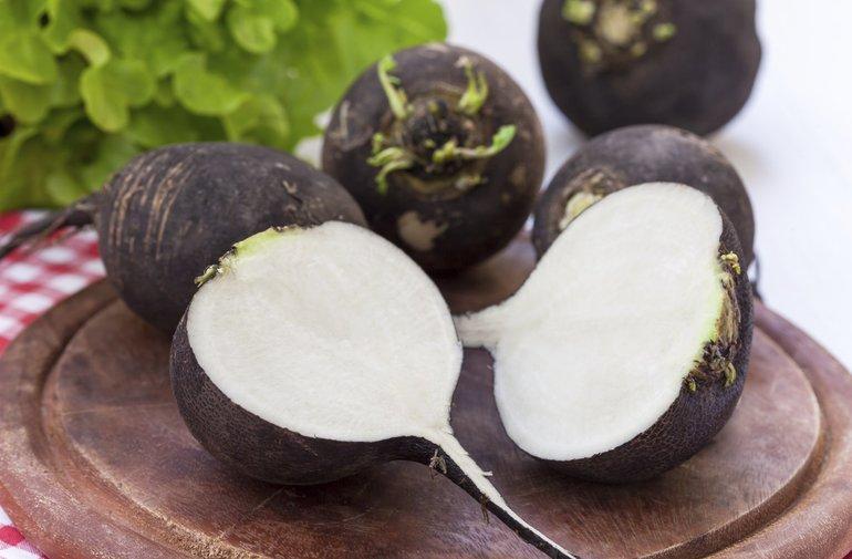 Сок черной редьки влияние на организм