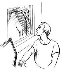 Тренировка зрения вблизи-вдали